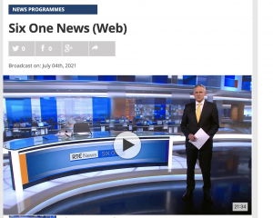UK TV News
